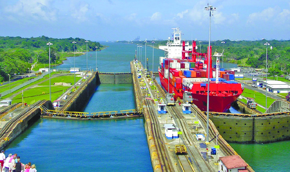 Canal De Panama: Project Management Spotlight: The Panama Canal