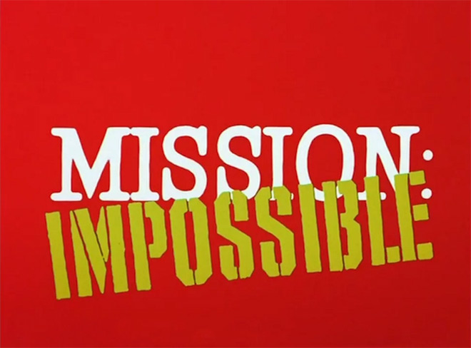 mission impossible logo